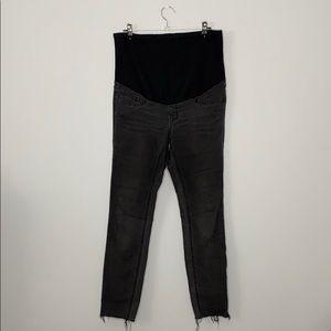 H&M skinny maternity jeans